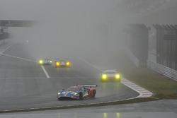 Экипаж №67 команды Ford Chip Ganassi Racing, Ford GT: Энди Приоль, Харри Тинкнелл