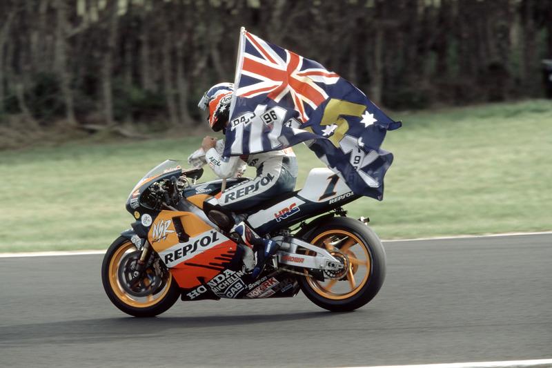 1998 - Мік Дуен, Honda