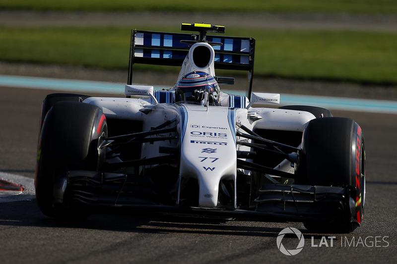 2014: Williams-Mercedes FW36