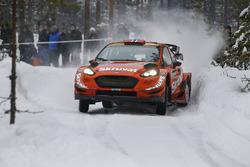 Henning Solberg, Cato Menkerud, Ford Fiesta WRC