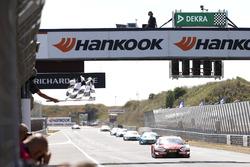 El ganador René Rast, Audi Sport Team Rosberg, Audi RS 5 DTM