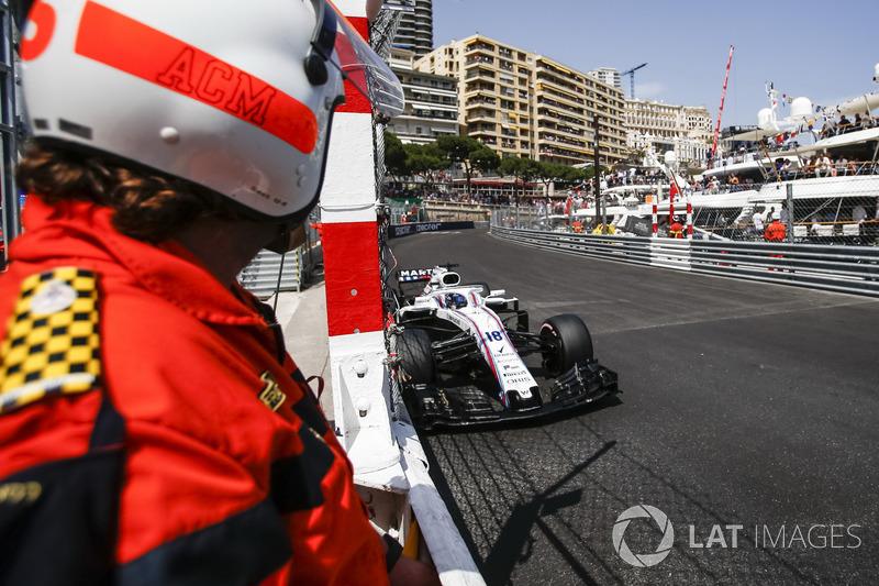 17. Lance Stroll, Williams FW41