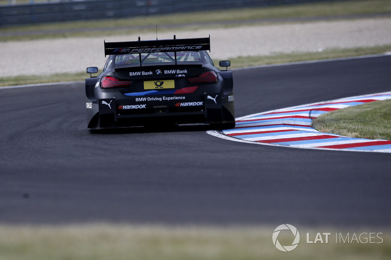 9. Bruno Spengler, BMW Team RBM, BMW M4 DTM