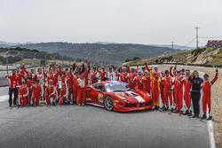 Ferrari Challenge group shot