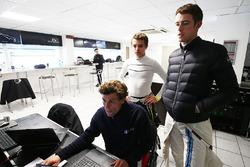 Paul di Resta, Lando Norris, United Autosports