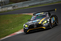 #5 Mercedes-AMG Team Black Falcon Mercedes-AMG GT3: Yelmer Buurman, Thomas Jäger, Jan Seyffarth