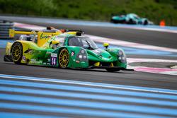 #14 Inter Europol Competition Ligier JS P3 - Nissan: Paul Scheuschner, Luca Demarchi, Henning Enqvist
