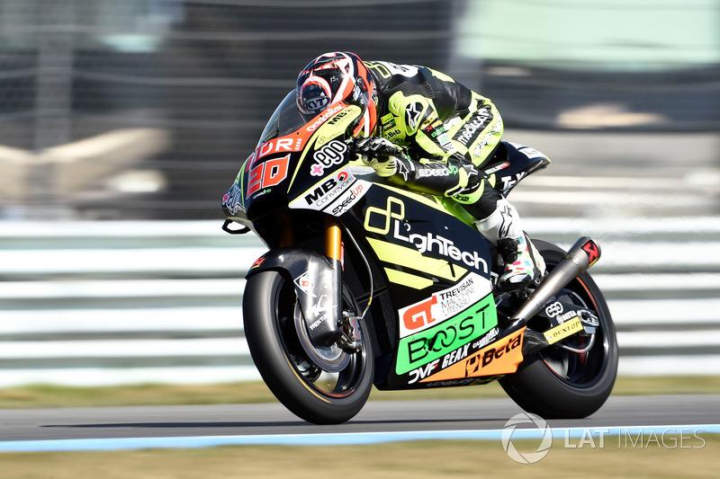 Fabio Quartararo, Speed Up Racing