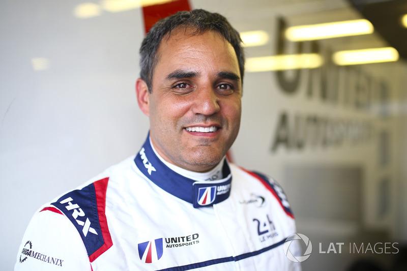 Juan Pablo Montoya: #32 United Autosports Ligier JSP217 Gibson