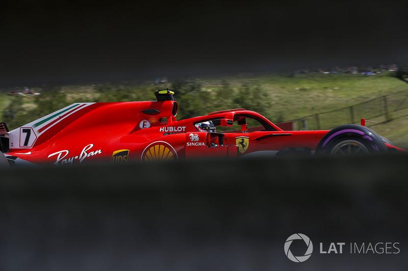 Кімі Райкконен, Ferrari SF71H