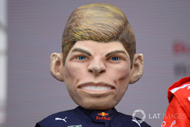 Guiñol de Max Verstappen, Red Bull Racing