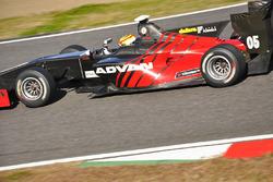 Rio Haryanto, Honda Test Car