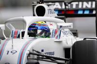 Felipe Massa, Williams FW38 Mercedes, avec le Halo