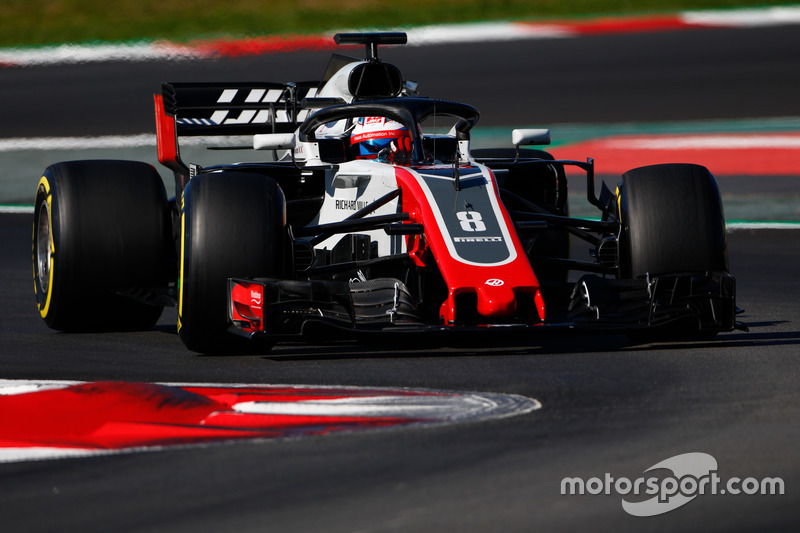 8. Haas F1 Team