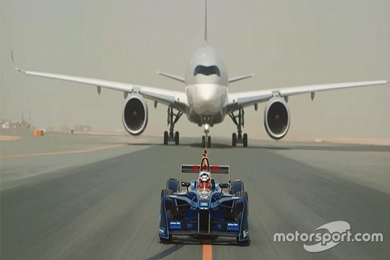 Apresentação do carro 2018/2019 da Fórmula E