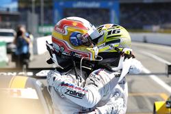 Augusto Farfus, BMW Team MTEK, BMW M4 DTM, und Timo Glock, BMW Team RMG, BMW M4 DTM