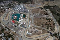Траса Mazda Raceway Laguna Seca