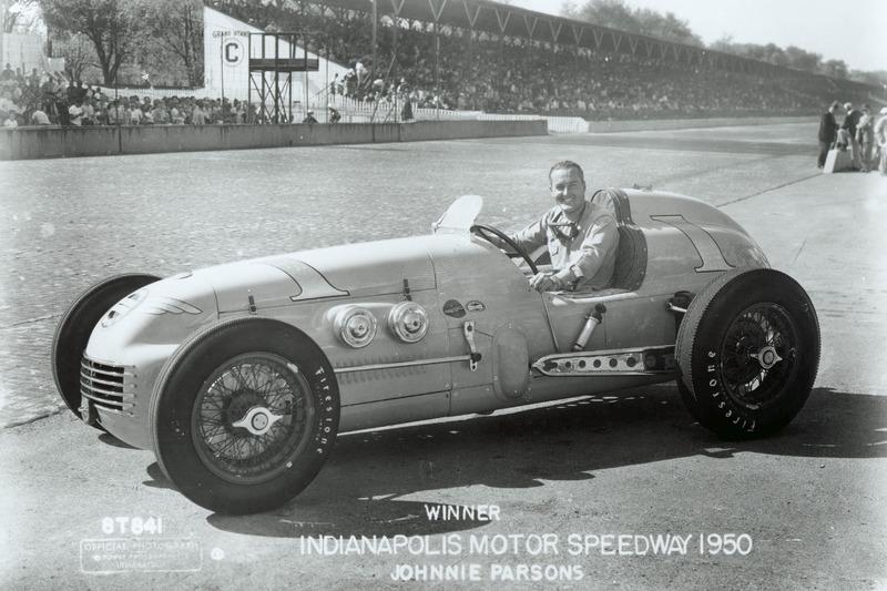 1950: Johnnie Parsons