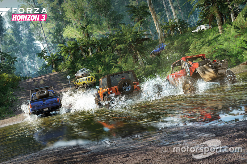 Forza Horizon 3 (PC, Xbox One)