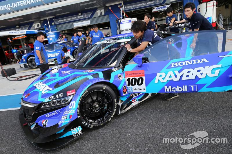 #100 RAYBRIG NSX CONCEPT-GT