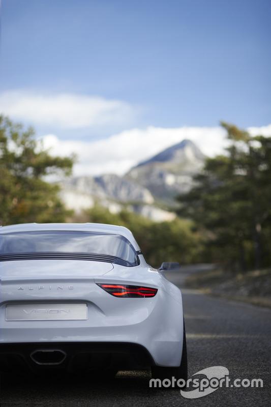 alpine vision