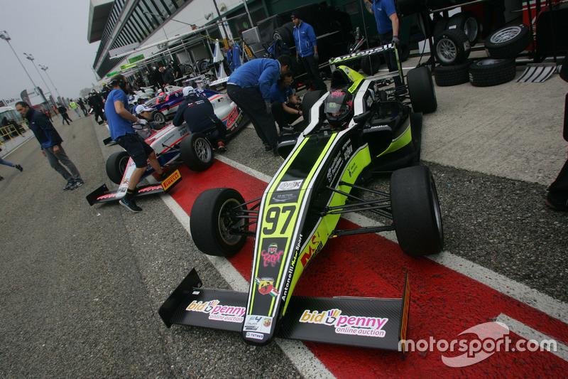 Joao Ricardo Vieira Queiroz, Antonelli Motorsport