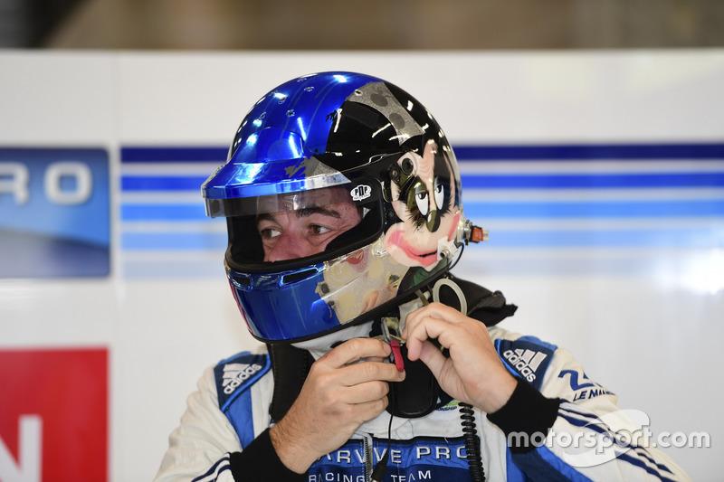 #25 Algarve Pro Racing, Ligier JSP2 Nissan: Michael Munema