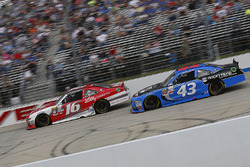 Ryan Reed, Roush Fenway Racing Ford, und Jeb Burton, Richard Petty Motorsports Ford