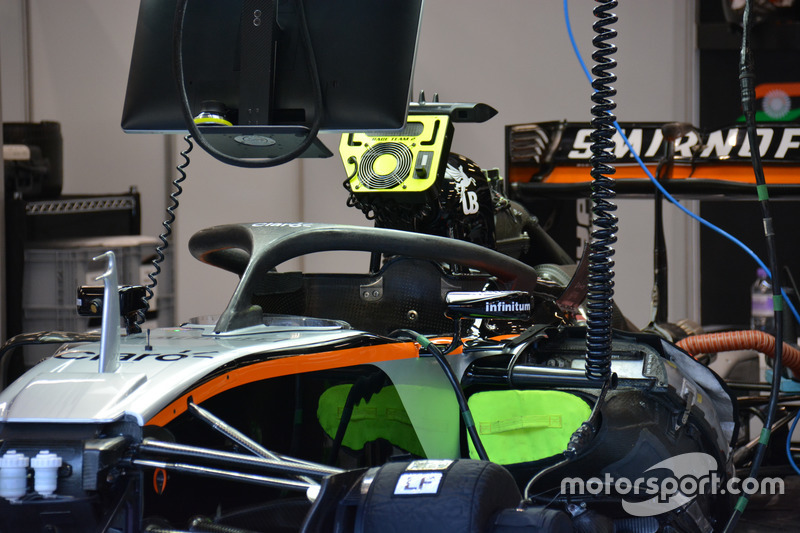 Force India Halo