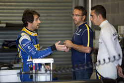 Nicolas Prost, Renault e.Dams; Sébastien Buemi, Renault e.Dams