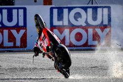 Аварія Скотта Реддінга, Pramac Racing