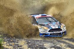 Kalle Rovanperä, Jonne Halttunen, Ford Fiesta R5