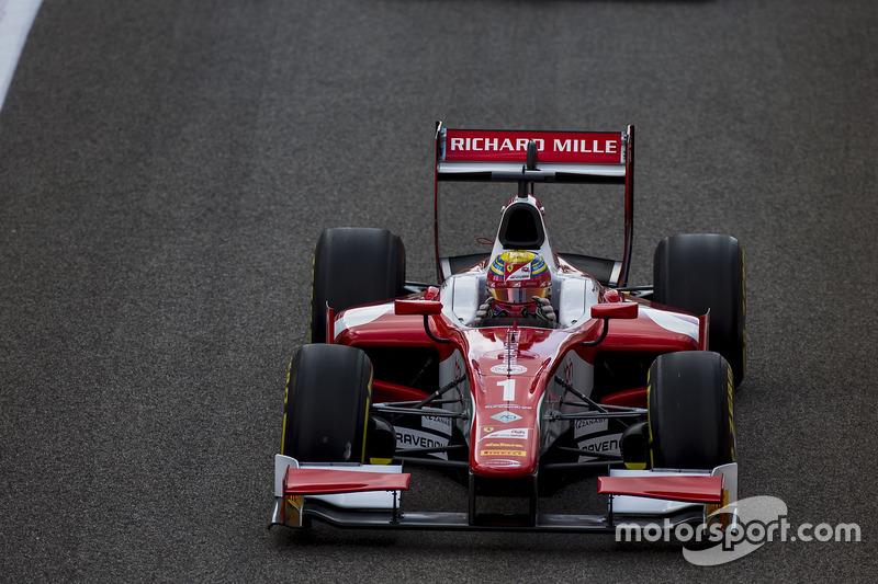 Formel 2: Prema Racing, Dallara-Mécachrome GP2/11