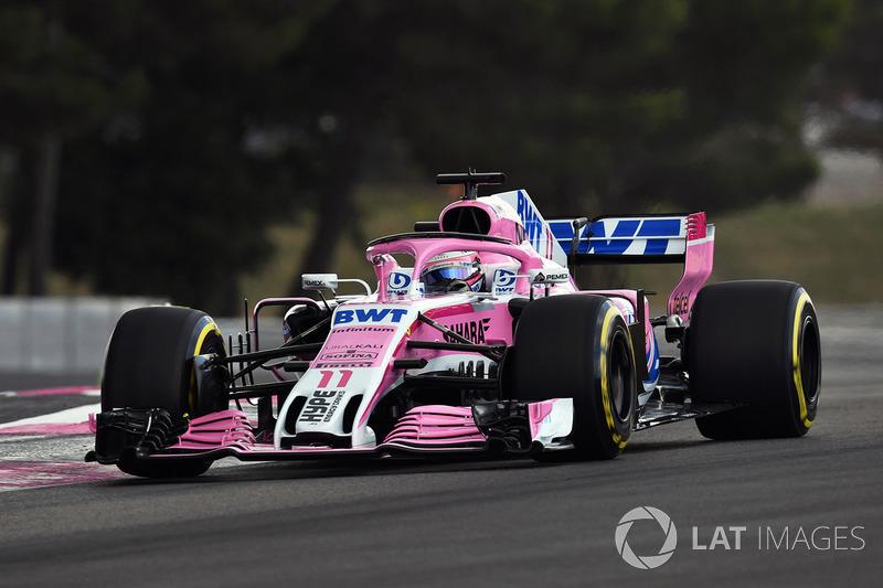 Force India VJM11 (2018)