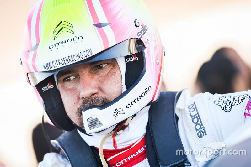 Daniel Elena, Citroën World Rally Team