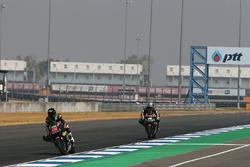 Hafizh Syahrin, Monster Yamaha Tech 3 e Johann Zarco, Monster Yamaha Tech 3
