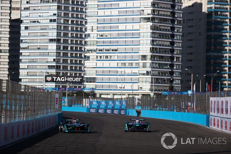 Mitch Evans, Jaguar Racing, Tom Blomqvist, Andretti Formula E Team