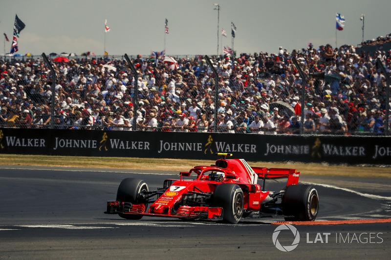 Кімі Райкконен незадоволений, що Ferrari не пристала на його пропозицію змінити стратегію