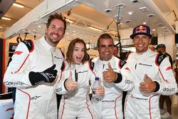 F1 Experiences coche de 2 plazas Barbara Palvin, con Zsolt Baumgartner, Patrick Friesacher