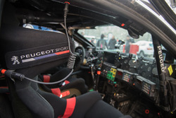#303 Peugeot Sport Peugeot 3008 DKR: Карлос Сайнс, Лукас Крус