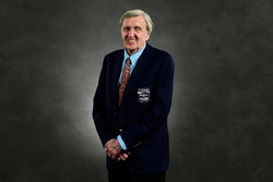 NASCAR Hall of Fame inductee Ken Squier