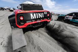 #305 X-Raid Team Mini: Mikko Hirvonen, Andreas Schulz