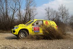 Andrea Tomasini e Mauro Toffoli, Suzuki Grand Vitara 3.6 V6 T1