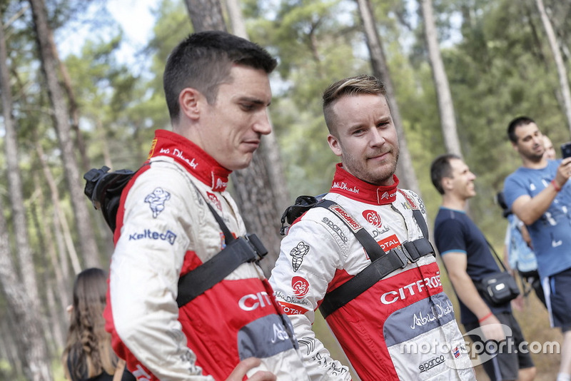 Craig Breen, Citroën World Rally Team, Mads Ostberg, Citroën World Rally Team