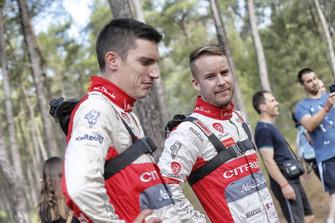 Craig Breen, Citroën World Rally Team, Mads Ostberg, Citroën World Rally Team