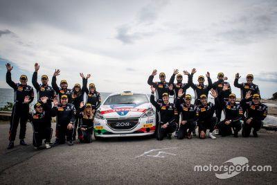 Annuncio Motorsport Academy Peugeot