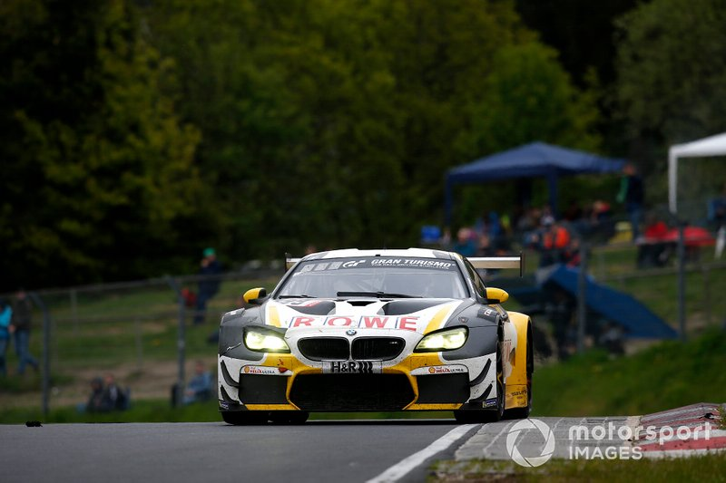 #99 Rowe Racing BMW M6 GT3: Jesse Krohn, John Edwards