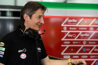 Massimo Rivola, CEO Aprilia Racing