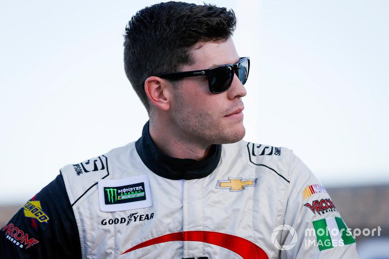 Tanner Berryhill, Obaika Racing, Toyota Camry