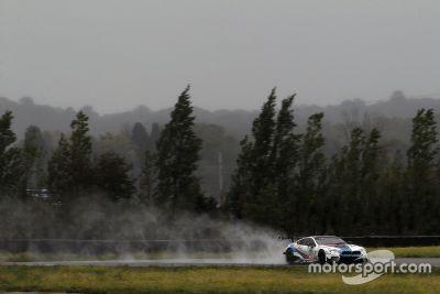 Alex Zanardi testet BMW M8 GTE